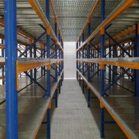 Heavy Duty Racking + Dropover Panels