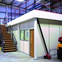 Structural Mezzanine 6