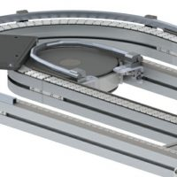 Twin Track Pallet Conveyors