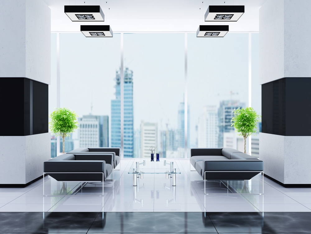Modern Office Interiors
